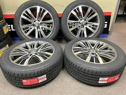 20andrdquo20 Inch Ford Explorer Sport Wheels And Tires Set 255-50-r20 Vercel All Seaosn