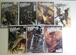 Black Panther Man Without Fear Lot 7 #513514 519 Marvel 2011 Comics