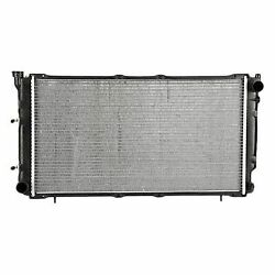 A/c Compressor And Condenser Cooling Fan Radiator Kit For 13-14 Chevrolet Camaro