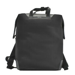 Paul Smith Backpack Mens Black Commuting To School Work M1a6422 79