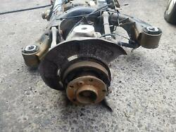 Bmw X5 E70 07-13 3.0 Diesel Auto Rear Axle Subframe With Diff 7552527 0000399097