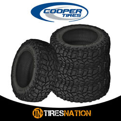 4 New Cooper Discoverer Stt Pro 35/12.5/20 121q Off-road Traction Tire