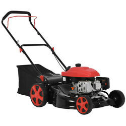 Push Lawn Mower 20 In. 161 Cc 2-in-1 Gas-powered Adjustable Cutting Height