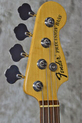 Fender Factory Special Run 70s Precision Bass Olympic White Fukuoka Parco Store