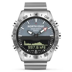 Men Dive Sports Digital Watch Mens Watches Military Army Luxury Business 200m