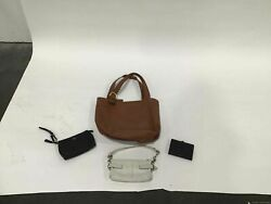 Coach Leather Lot $29.99