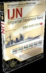 Compass Wwii War Game Silent War - Imperial Japanese Navy Expansion Sw