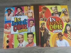 In Living Color Season 1and2 On Dvd Box Sets Jim Carrey David Grier Wayan Brothers