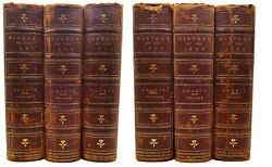 Heinrich Graetz History Of The Jews 6 Vol Set From The Earliest Times To The Pre