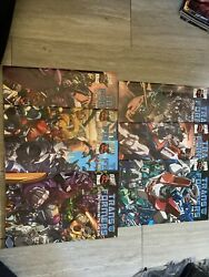 Transformers More Than Meets The Eye 2 - 8 2002