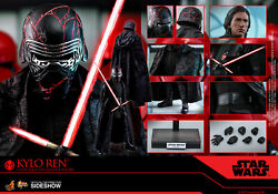 Hot Toys Star Wars Mms560 Kylo Ren The Rise Of Skywalker 16 Figure Sealed Box