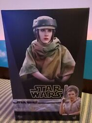 Hot Toys Star Wars Princess Leia 1/6 Scale Collectible Figure Mms549