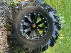 Atv/side X Side Tires And Rims