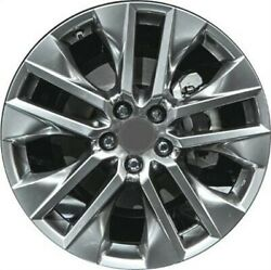 4 New 19x7.5 Alloy Wheel For 19-20 Toyota Rav4 Xle Awd Limited Awd 4261a0r040