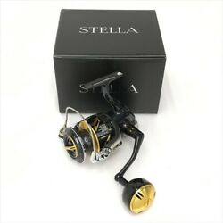 200 Shimano 20 Stella Sw6000xg 04079 Spinning Reels With Box 9k547