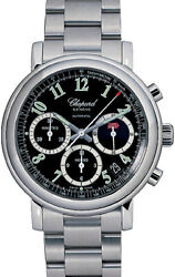 Chopard Mille Miglia Chronograph Stainless Steel Mens Watch 15/8331