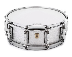 Classic Snare Drum 14 X 5 Silver Sparkle Ludwig Ls401xx0s