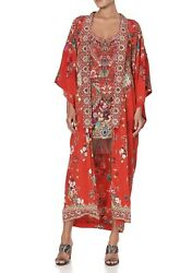Camilla Cameos Can Can Embellished Kimono Coat Rrp 1499