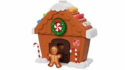 Step2 My First Gingerbread House Toy Christmas Holiday Toddler Original Usa