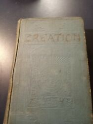 Book Creation Antique 1927 By J. F. Rutherford