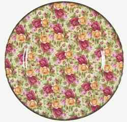Royal Albert Old Country Roses Chintz Collection Accent Salad Plate 2066686
