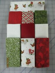 Japanese Garden By Maywood Studios Disappearing 9 Patch Quilt Top Kit
