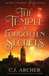 The Temple Of Forgotten Secrets, Brand New, Free Shipping In The Us