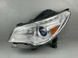 Complete 13 14 15 16 17 Buick Enclave Left Driver Lh Xenon Hid Headlight Oem