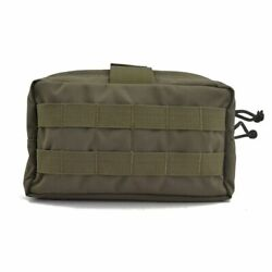 Delustered Molle Utility Pouch Tw-p049