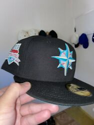 New Era Locker Room Of Downey Seattle Mariners All Star Game 1997 7 1/4 59fifty