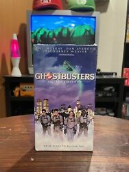 Brand New Factory Sealed Ghostbusters Vhs Tape Digitally Remastered