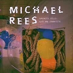 Michael Rees Synthetic Cells Site And Parasite, Hardcover By Schneider, ...