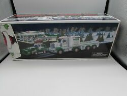 Hess Truck 2013 Toy Truck With Tractor