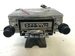 Vintage Panasonic Am Fm 8-track Car Stereo, Works Great See Video Looks Great