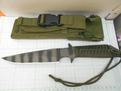 Old Strider Knife Surefire Collaboration Limited Edition 0115 S-03 S30v Hollow