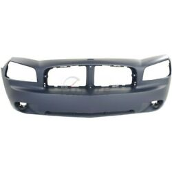New Front Bumper Cover With Performance Pkg For 2006-10 Dodge Charger Ch1000461