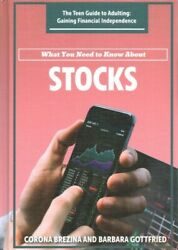 What You Need To Know About Stocks Library By Brezina Corona Gottfried Ba...