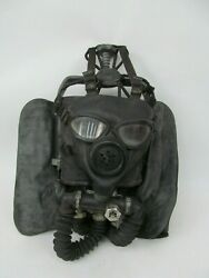 Usn Type A-1 Oxygen Rescue Breathing Apparatus Gas Mask Andndash Vintage Navy Military