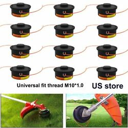 12pack Trimmer Head For Stihl Autocut 25-2 Trimmer Bump Heads String Trimmers