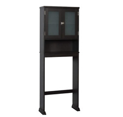 Brown Bathroom Cabinet, Free Shipping