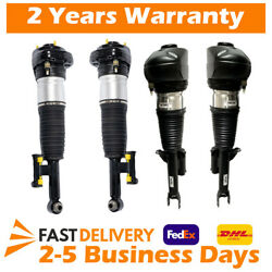 4x Front Rear Left Right Air Suspension Struts For Bmw G11 G12 740 745 750 Edc