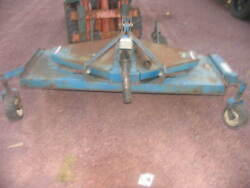 72 Ford Series 930 Rotary Mower 3 Point
