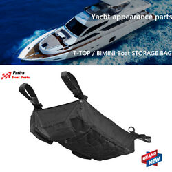For Savvycraft T-top Hard Top Boat Life Jacket Storage Bag Up To 6 Life Jackets