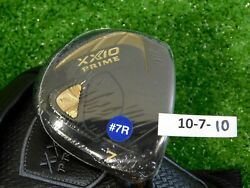 Xxio Prime 11 21 7 Wood Sp-1100 37.5g 3212 Regular Graphite With Headcover New