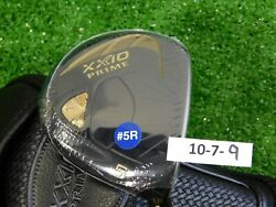 Xxio Prime 11 18 5 Wood Sp-1100 37.5g 3212 Regular Graphite With Headcover New