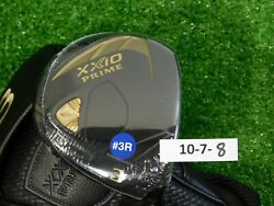 Xxio Prime 11 15 3 Wood Sp-1100 37.5g 3212 Regular Graphite With Headcover New