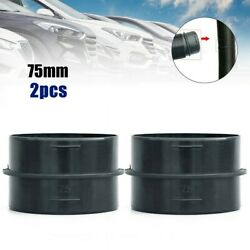 75mm Ducting Joiner Connector Pipe For Eberspacher Diesel Heater 221000010006 2x