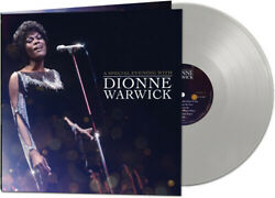 Dionne Warwick - A Special Evening With [new Vinyl Lp] Colored Vinyl Silver