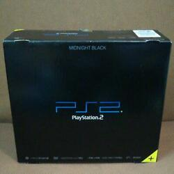 Sony Play Station Play Station 2 Ps2 Console Scph-50000nb Ntsc-j New Japan