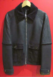 Salvatore Ferragamo Navy Menand039s Outer Aa251